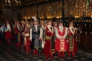 Kraków. Intronizacja króla kurkowego A.D. 2013-20