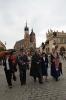 Kraków. Intronizacja króla kurkowego A.D. 2013-24