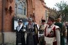 Tarnów. Intronizacja króla kurkowego Jerzego Gajdosza-5