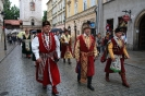 Kraków. Intronizacja króla kurkowego A.D. 2013-10