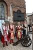 Kraków. Intronizacja króla kurkowego A.D. 2013-14