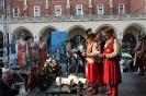 Kraków. Intronizacja króla kurkowego A.D. 2013-28