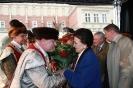 Kraków. Intronizacja króla kurkowego A.D. 2013-45