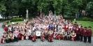 Kraków. Intronizacja króla kurkowego A.D. 2013-4