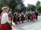 Kraków. Wymarsz szlakiem I Kadrowej-1